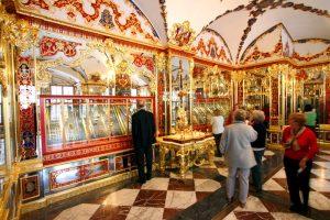 Кража века: что похищено из музея в Дрездене