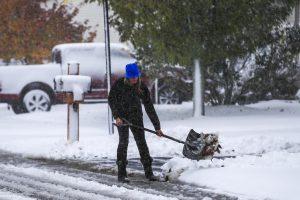 Сибирский экспресс: CША накрыли рекордные морозы и снегопады