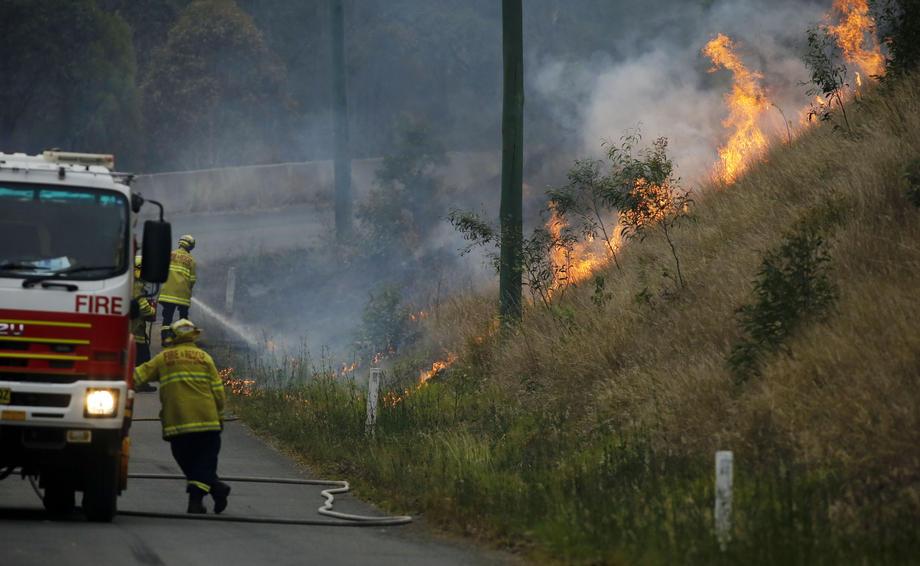 В Сиднее впервые объявлен катастрофический уровень опасности.Вокруг Света. Украина