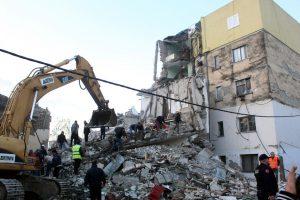 В Албании произошло мощное землетрясение: есть жертвы и разрушения