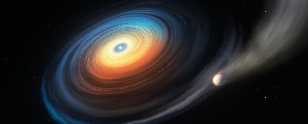 Астрономы нашли прототип Солнечной системы в далеком будущем