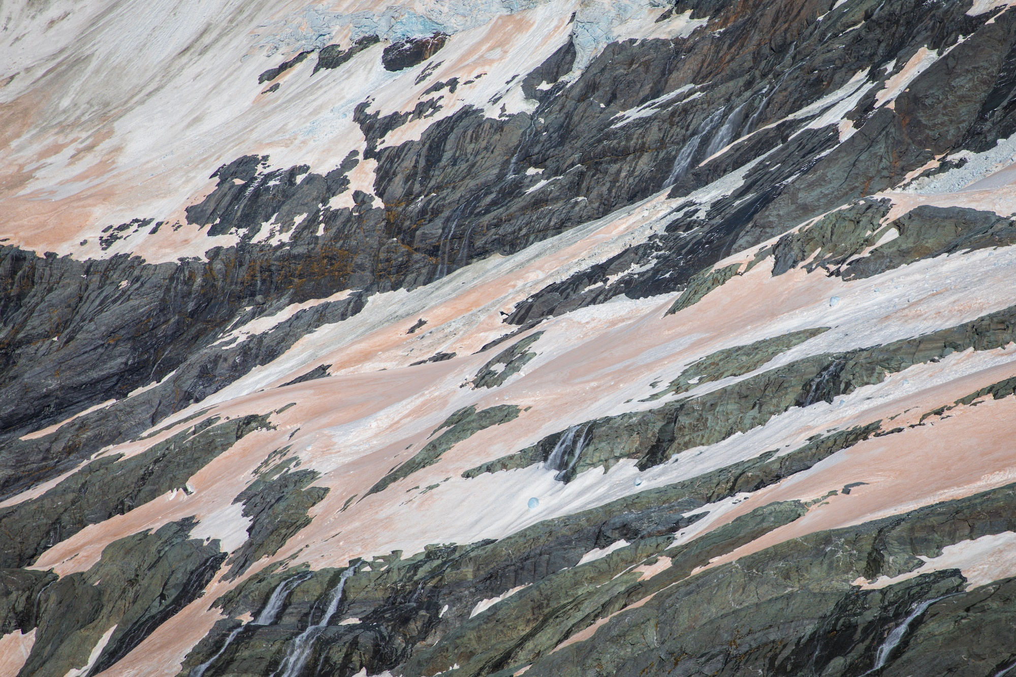 ледники Новой Зеландии