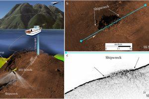 Археологи обнаружили место крушения древнеримского корабля, перевозившего тысячи амфор
