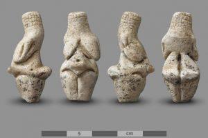 Найдена статуэтка Венеры возрастом 23 тысячи лет