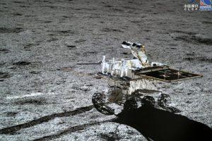 Китайский ровер Yutu 2 побил рекорд по длительности пребывания на Луне