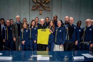 Ватикан собирается на Олимпиаду в 2024 году