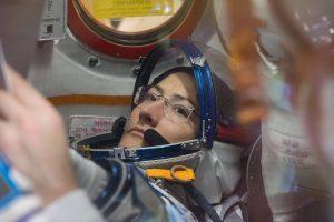 Астронавтка NASA установила рекорд пребывания в космосе