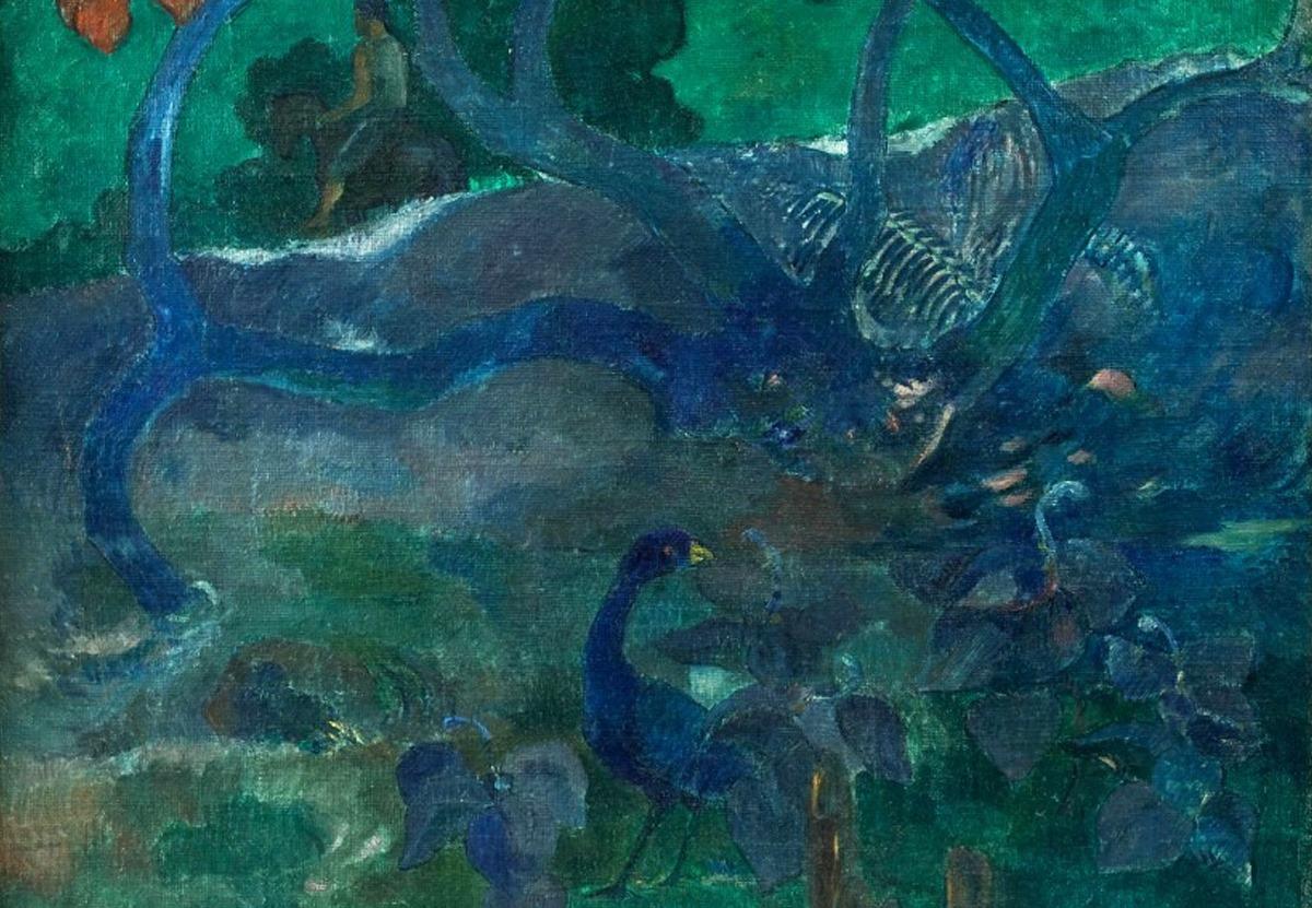 Картина Гогена продана на аукционе в Париже за €9,5 млн