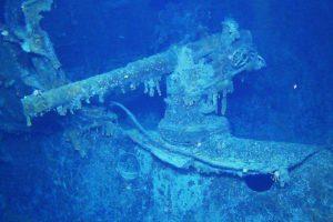 Немецкий линкор Первой мировой найден у Фолклендов