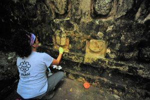 В Мексике обнаружены руины огромного дворца майя
