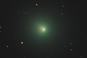 Спутник НАСА заснял взрыв на комете Виртанена