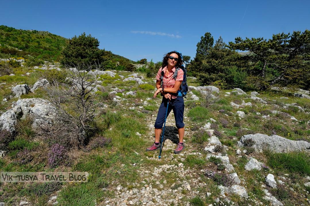 Франция: трекинг в Приморских Альпах
