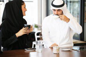 В Саудовской Аравии женщин впустили в рестораны вместе с мужчинами