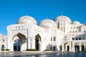 В Абу-Даби для туристов открыли президентский дворец
