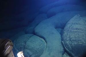 В самой старой части Тихоокеанской плиты обнаружили молодой вулкан