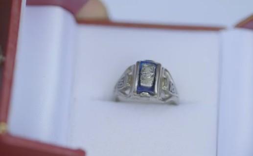 Американке вернули потерянное 44 года назад кольцо