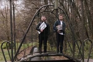 Украинские музыканты создали фотопроект об исчезающих реках Киева