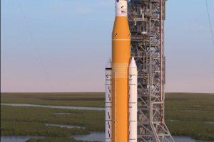 NASA представило самую длинную ракету в истории