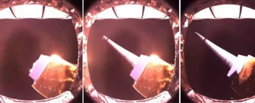 На обратной стороне Луны начал работать радиотелескоп