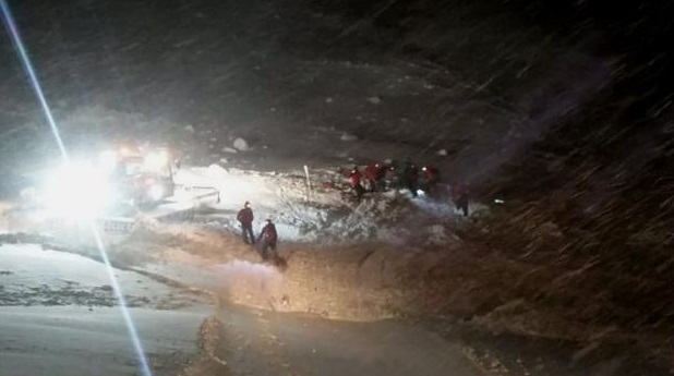 В Альпах выжил лыжник, погребенный под лавиной.Вокруг Света. Украина