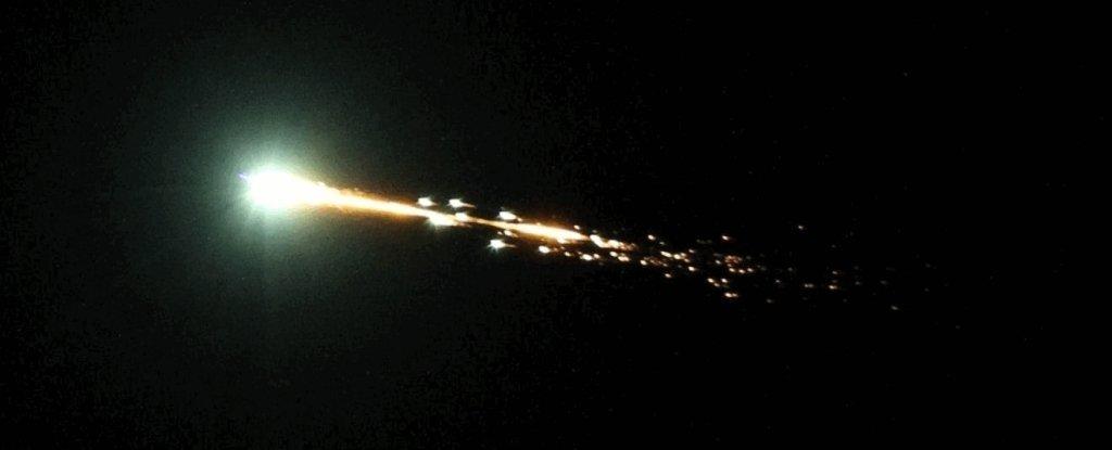 Астрономы зафиксировали гибель мини Луны