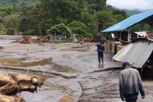 Наводнение в Африке привело к сотням жертв