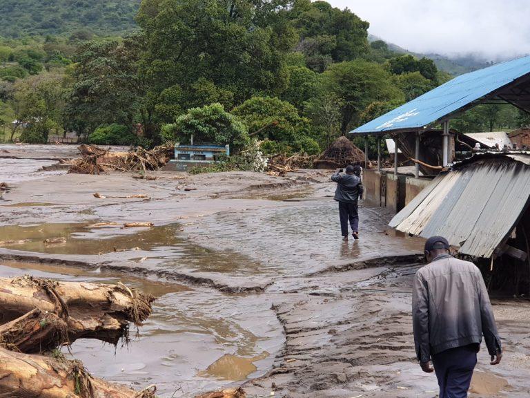 Наводнение в Африке привело к сотням жертв.Вокруг Света. Украина