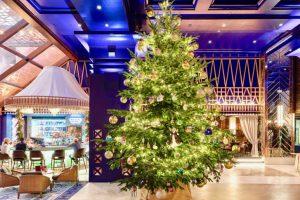 В Испании поставили самую дорогую елку в мире