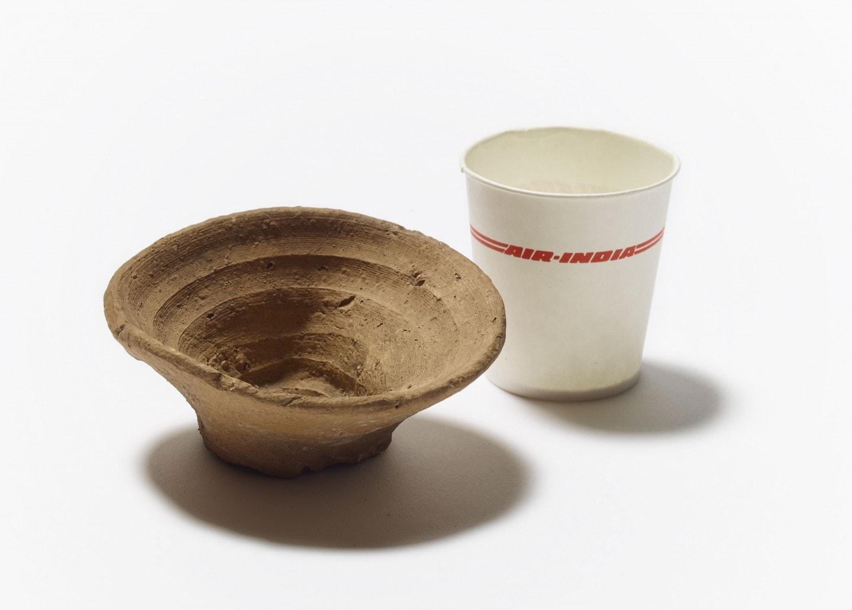 Одноразовая посуда существовала 3,5 тысячи лет назад