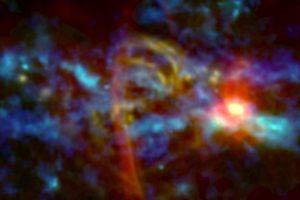 В центре Млечного Пути обнаружили карамель