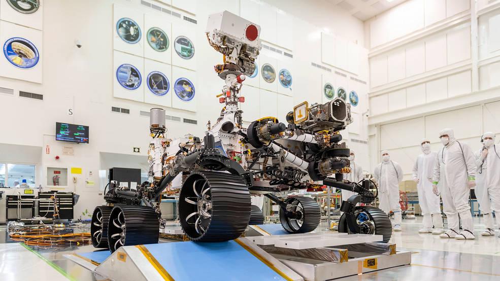 Новый ровер NASA будет искать доказательства жизни на Марсе.Вокруг Света. Украина