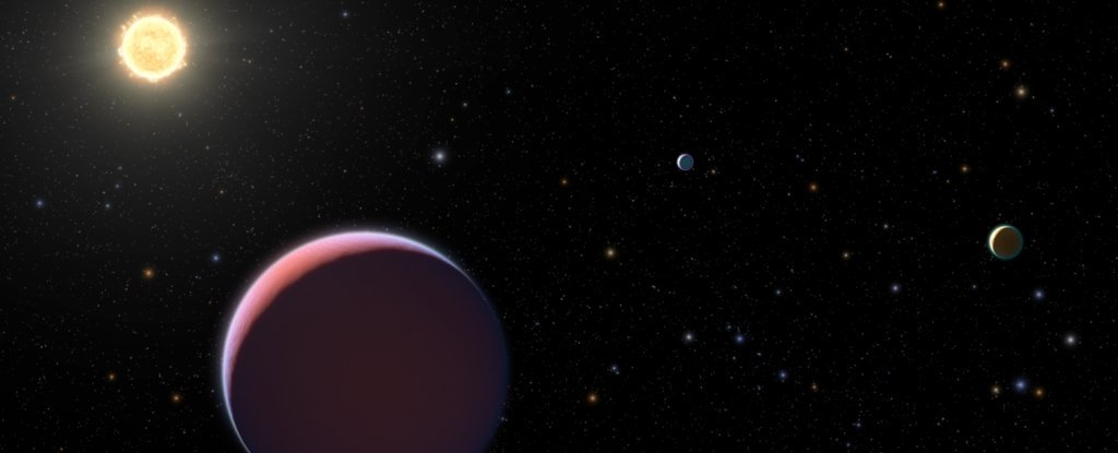 Астрономы обнаружили планеты из ваты