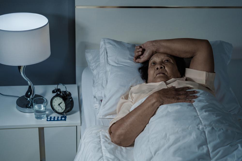 Бессонница пожилых связана с углеводами
