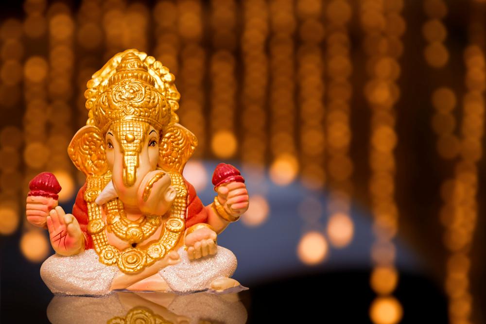 Фестиваль Панча Ганапати в Индии