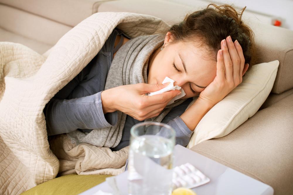 Вирус гриппа и возбудитель ОРВИ оказались конкурентами.Вокруг Света. Украина