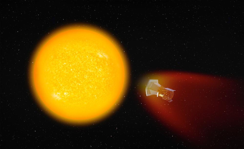 Космический зонд NASA обнаружил загадочное явление возле Солнца
