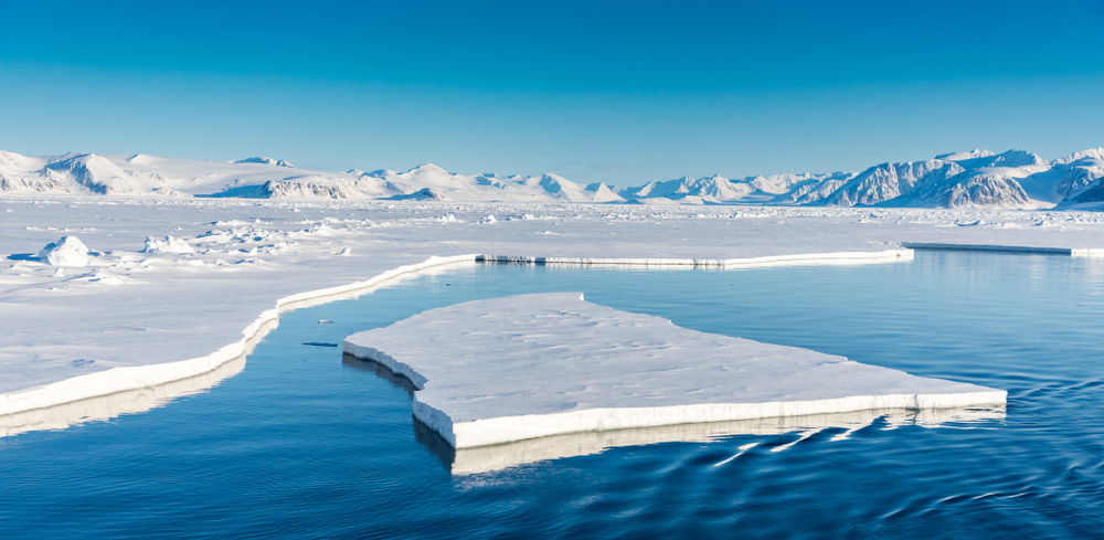 Арктика за 10 лет прогрелась как вся Земля за 140