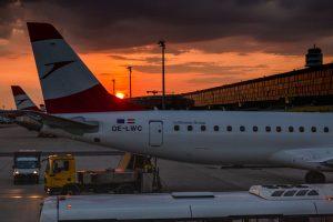 Австрийская авиакомпания ввела проездные