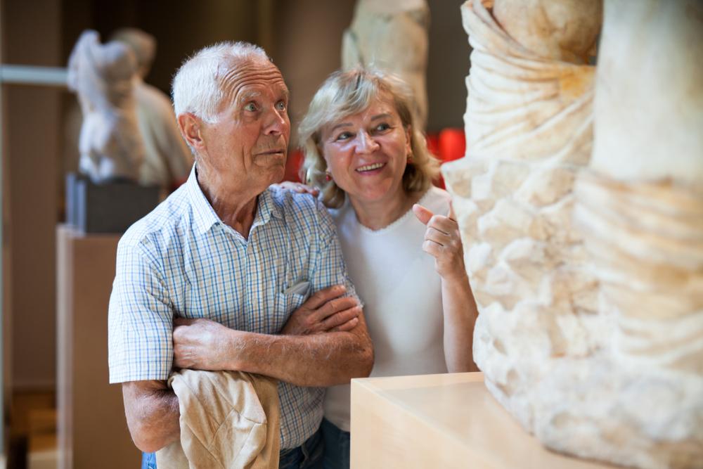 Регулярные походы в музей продлевают жизнь