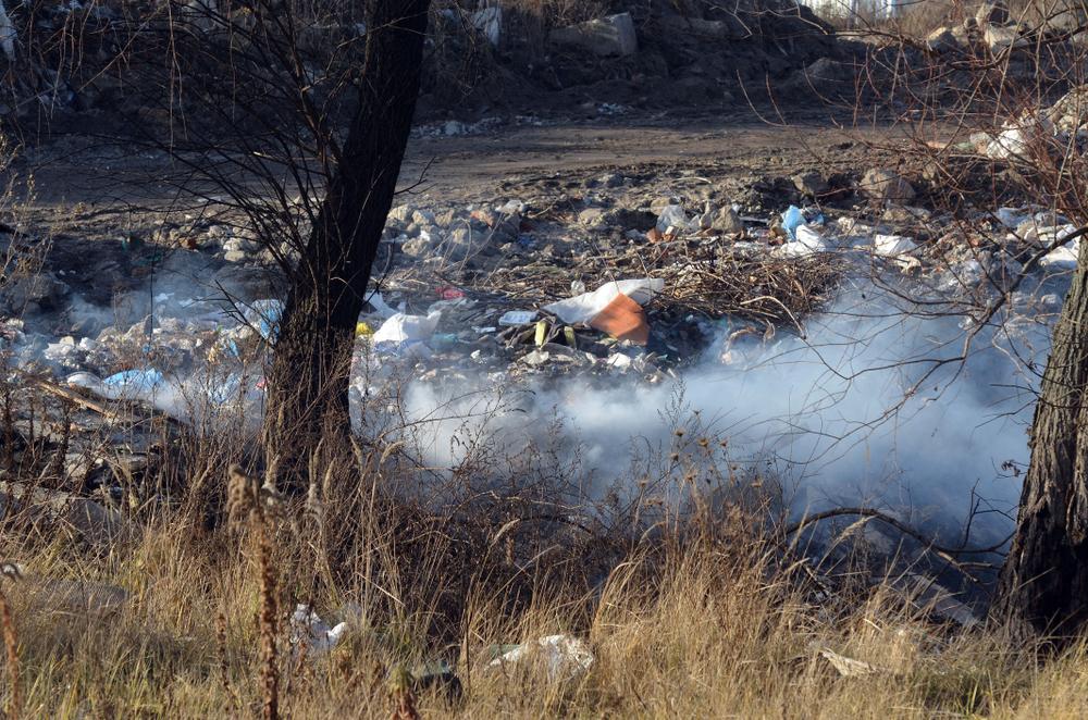 Украина вошла в антирейтинг по количеству смертей из-за экологии