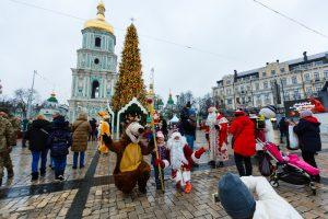 10 идей, как встретить Новый год в Киеве
