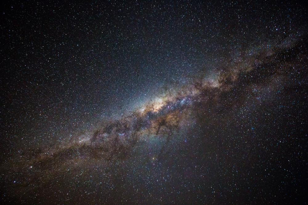 Астрофизики измерили массу нашей Галактики.Вокруг Света. Украина