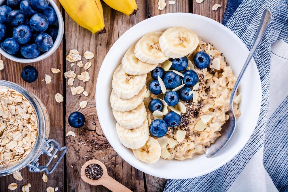 Овсянка на завтрак снижает риск инсульта