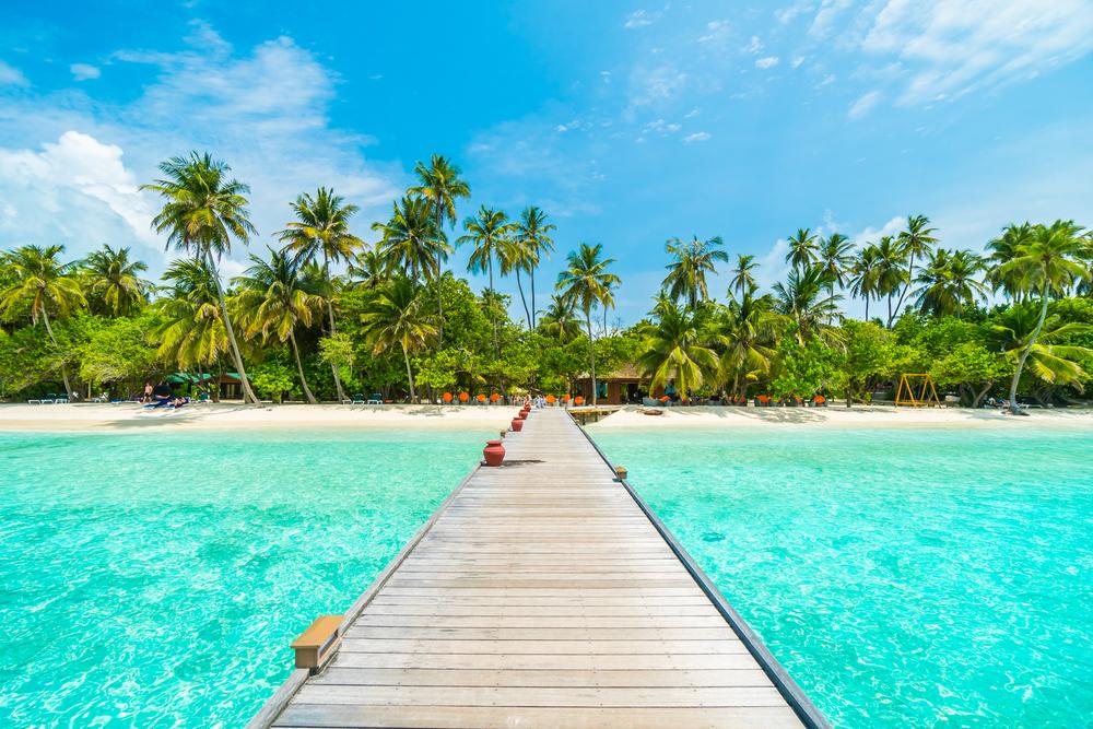 Coogle определила самое желанное в мире место для путешествий