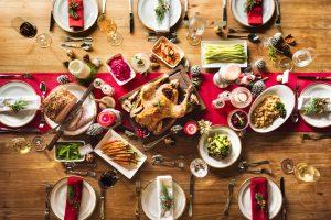 Как не переесть на новогодние праздники - советы ученых