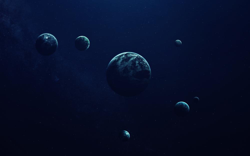 Земляне назвали более 200 небесных тел