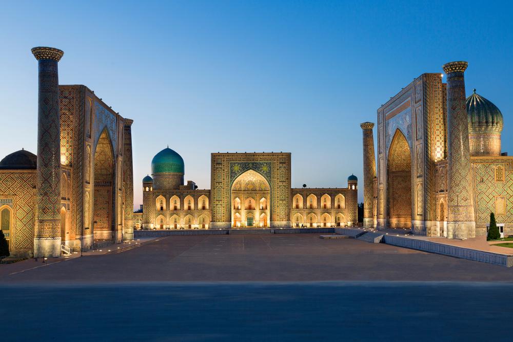 Узбекистан стал страной года.Вокруг Света. Украина