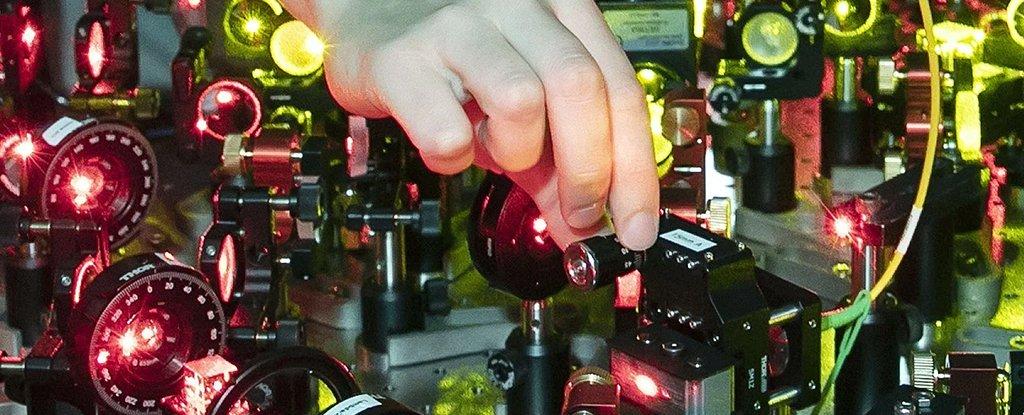 Ученые сгенерировали самую холодную химическую реакцию во Вселенной