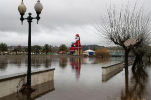 Зимний шторм в Европе унес семь жизней