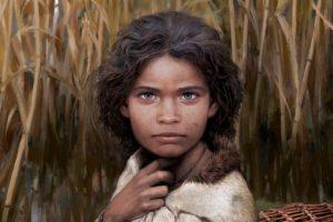 Облик девушки из неолита восстановили по ДНК из жвачки